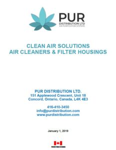 Pur Distribution Products Brochure