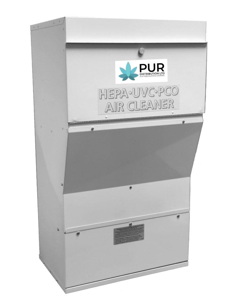 PUR PD-900 DW-unit