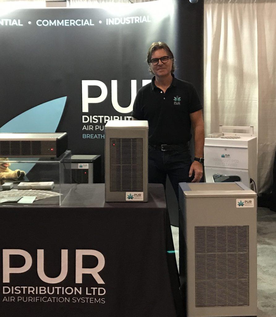Joe PUR distribution