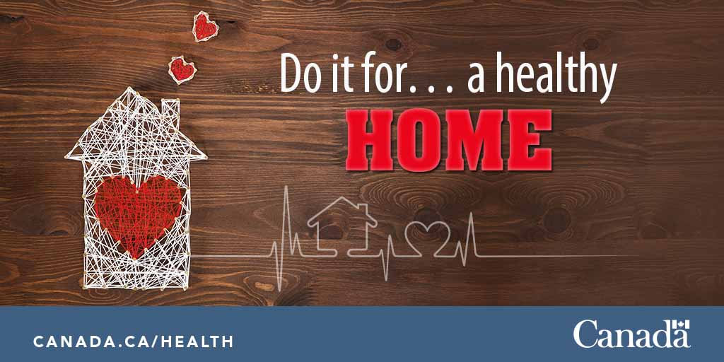 do it for a healthy home canada