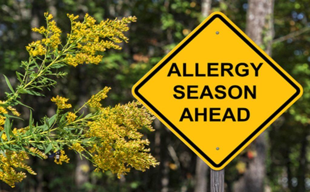 Allergy Season Ahead PUR Distribution