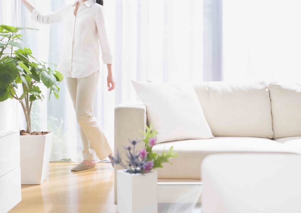 Clean air in your home PUR